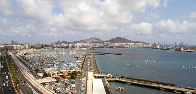 Las Palmas III zakupy