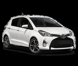 Toyota Yaris 5d, 5 drzwi, 5 miejsc, radio, klimatyzacja, manualna skrzynia biegów