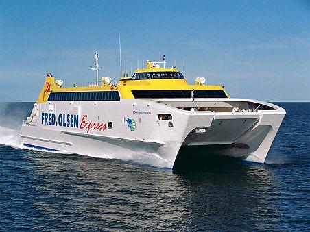 Bilet Fred Olsen 1-dniowy na Lanzarote