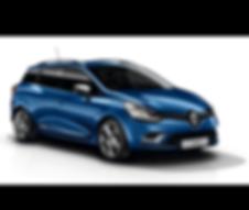 Renault Clio ST GPS