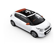 Citroen C1 AirScape, 5 drzwi, 4 miejsca, radio, klimatyzacja, automatyczna skrzynia biegów