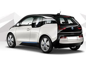 BMW I3, 5 drzwi, 4 miejsca, radio, klimatyzacja, automatyczna skrzynia biegów,auto elektryczne