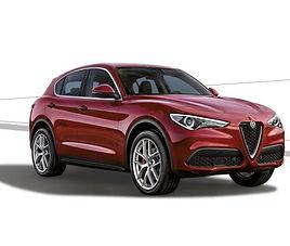 Alfa Romeo Stelvio, 5 drzwi, 5 miejsc, radio CD, klimatyzacja, automatyczna skrzynia biegów