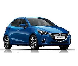 Mazda 2 aut., 5 drzwi , 5 miejsc, radio CD, klimatyzacja, automatyczna skrzynia biegów