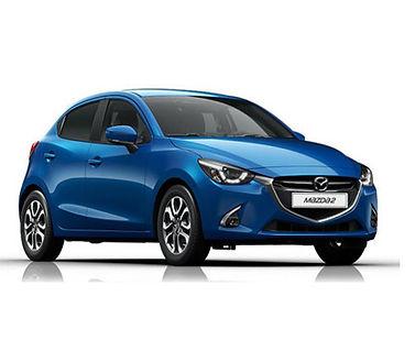 Mazda 2 aut.