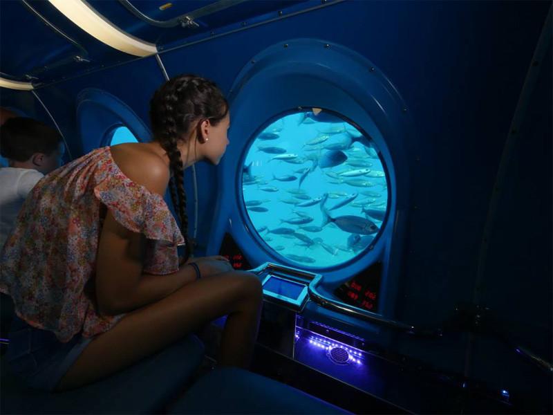 Gran Canaria Podwodna Przygoda