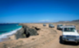 Jeep Beach Sur COFETE Strefa 2 Caleta de Fuste