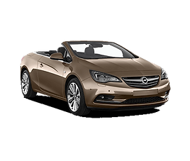 Opel Cascada Cabrio, 2 drzwi, 4 miejsca, radio CD, klimatyzacja, manualna skrzynia biegów