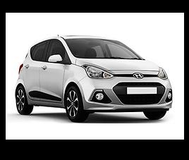 Hyundai i10 5d aut. 5 drzwi, 4 miejsca, radio, klimatyzacja, automatyczna skrzynia biegów