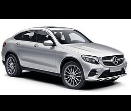 Mercedes GLC, 5 drzwi, 5 miejsc, radio CD, klimatyzacja, automatyczna skrzynia biegów