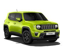 Jeep-Renegade wynajem na Wyspach Kanaryj