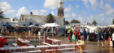 Lanzarote Targowa Niedziela w Teguise