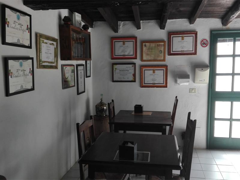 Lanzarote moja własna wycieczka El Grifo