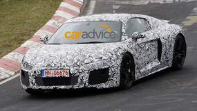 The New 2015 Audi R8 – First Look