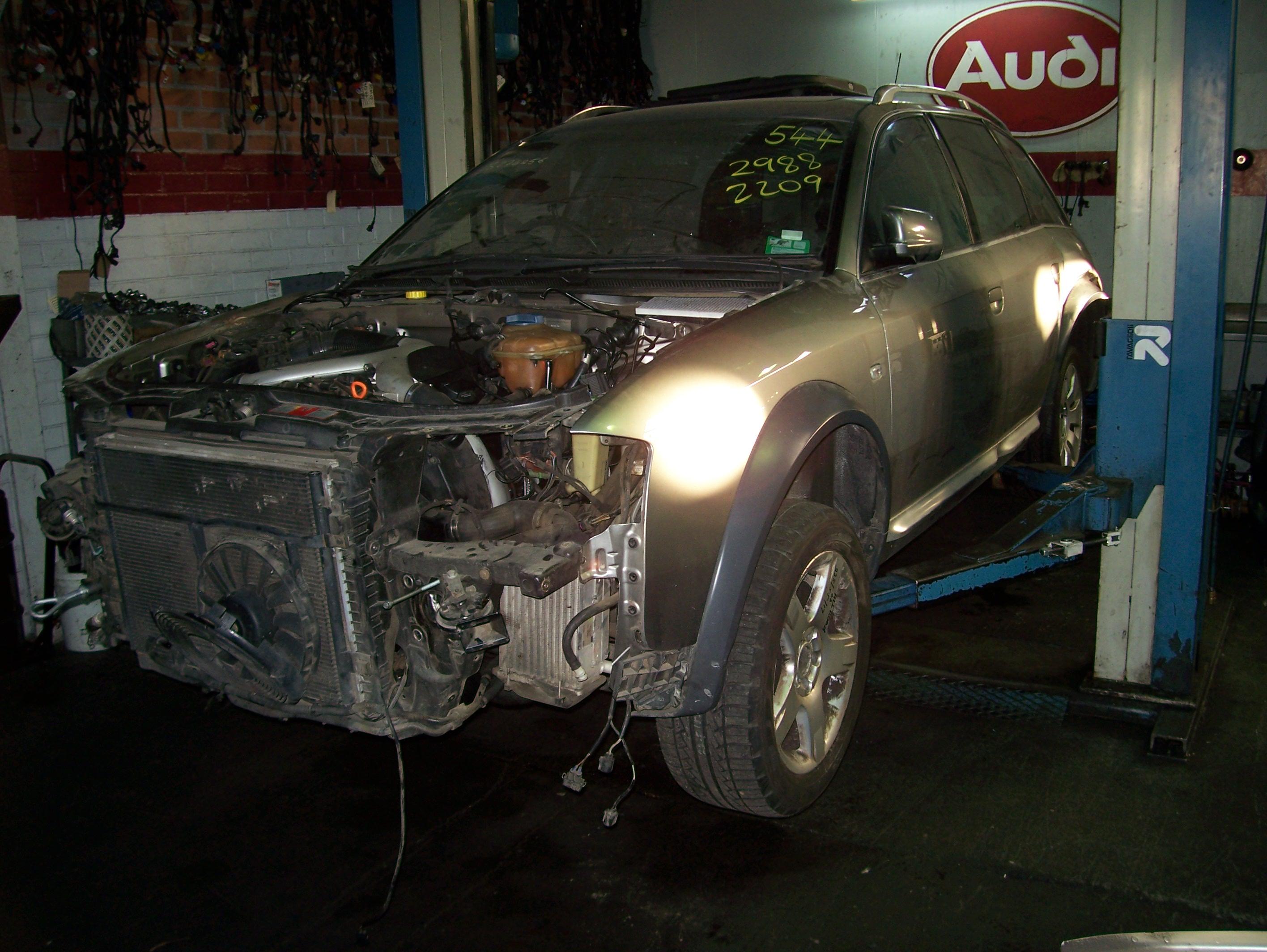 Audi All Road 2002