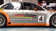 Auto Union is Going Orange @ 2014 Shannons Nationals