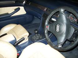 Audi Interior 98-2001 A6