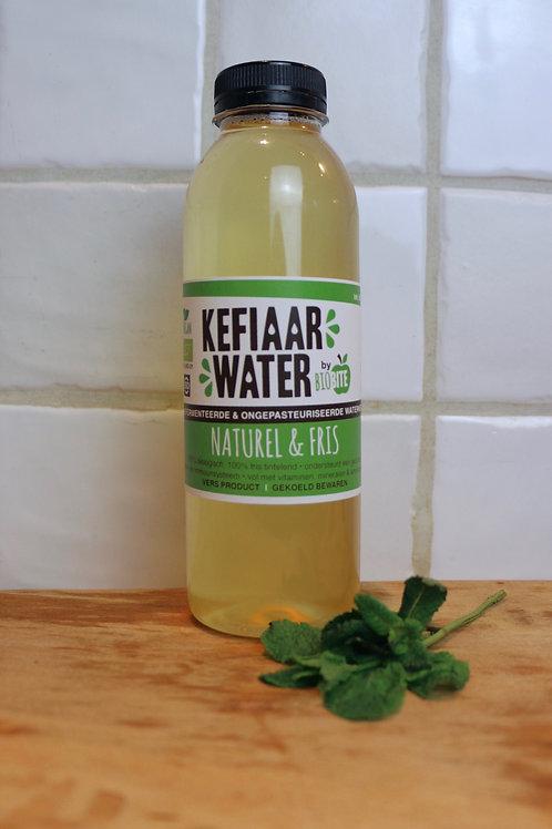 """5 x 1 ltr.  Water Kefir """"Kefiaar Water"""""""