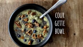 Ontbite overnight oat met groente
