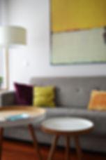 Proyecto Diseño Interior Bruto Piso en Retiro Madrid