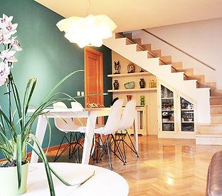 Proyecto Diseño Interior Bruto Piso en Arcorcón Madrid España