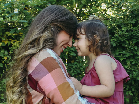 To the One Who Made Me a Mother