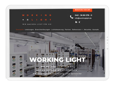 Working Light LED Lichtsysteme GmbH