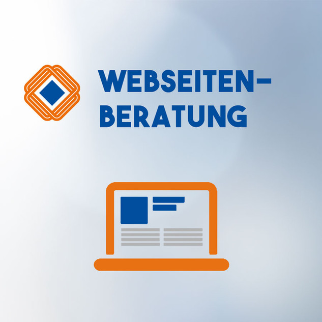 Webseitenberatung