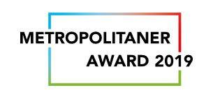 Logo Metropolitaner Award Metropolregion Hamburg UMSATZSCHMIEDE Marketingberatung Vertriebsberatung Sponsor Christine Witthöft