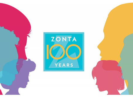 100 Jahre Honor and Empower of Women – 100 Jahre Zonta International