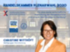 Handelskammer_Plenarwahl_2020_Wahlplak
