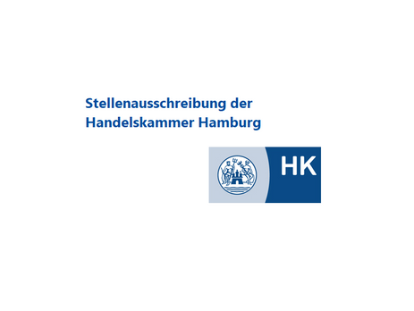 Die Handelskammer Hamburg sucht eine neue Geschäftsführung - Jetzt bewerben