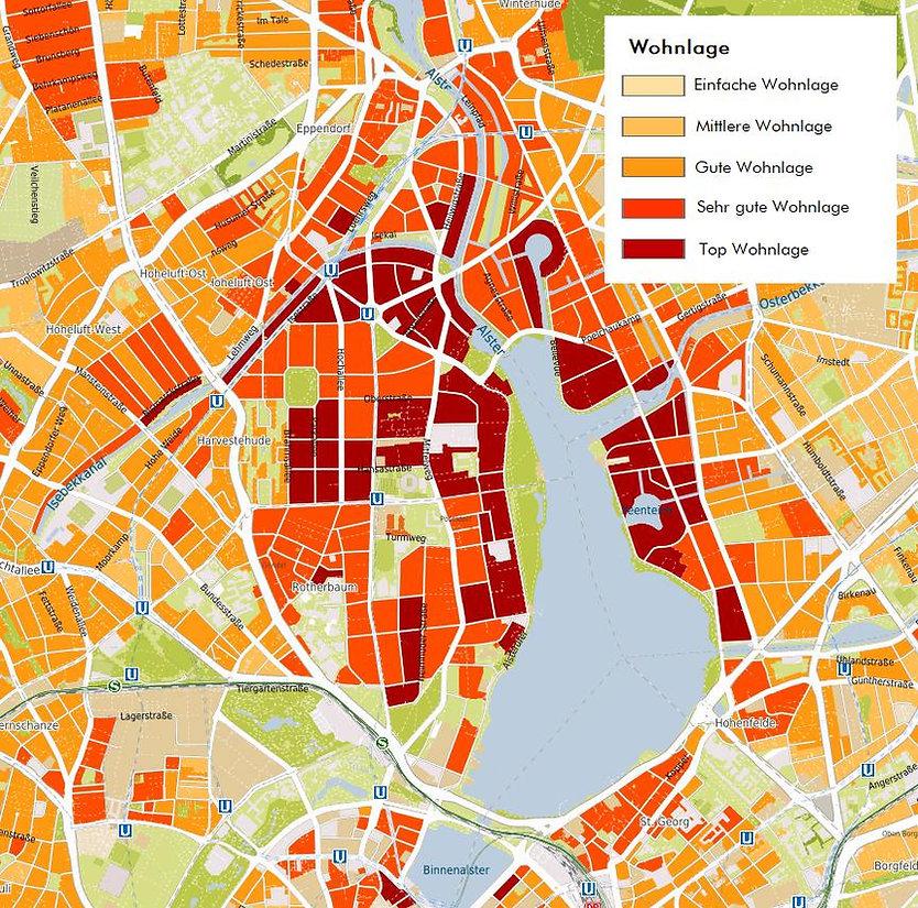 Immobilienszenarium Top Wohnlage Rotherb