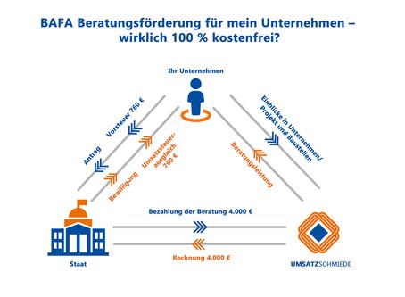 BAFA Beratungsförderung für mein Unternehmen - wirklich 100 % kostenfrei?