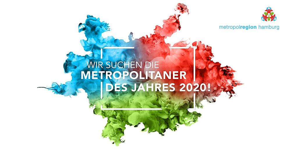 Metropolitaner Award 2020 Hamburg UMSATZSCHMIEDE Marketingberatung Vertriebsberatung Christine Witthöft Hamburg Berlin Digitalisierungsberatung