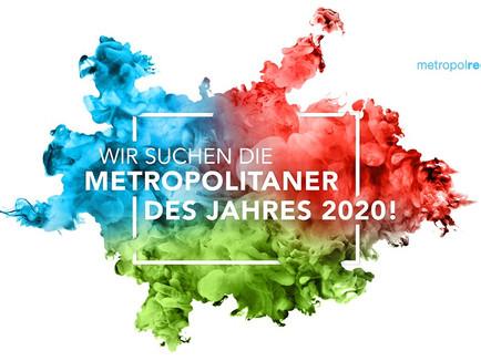 Jetzt voten und gewinnen: Wählen Sie Ihre Metropolitaner des Jahres!