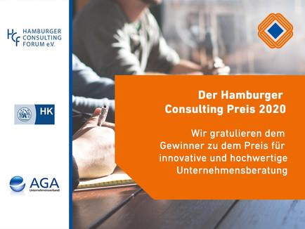 Gewinner des Hamburg Consulting Preises 2020