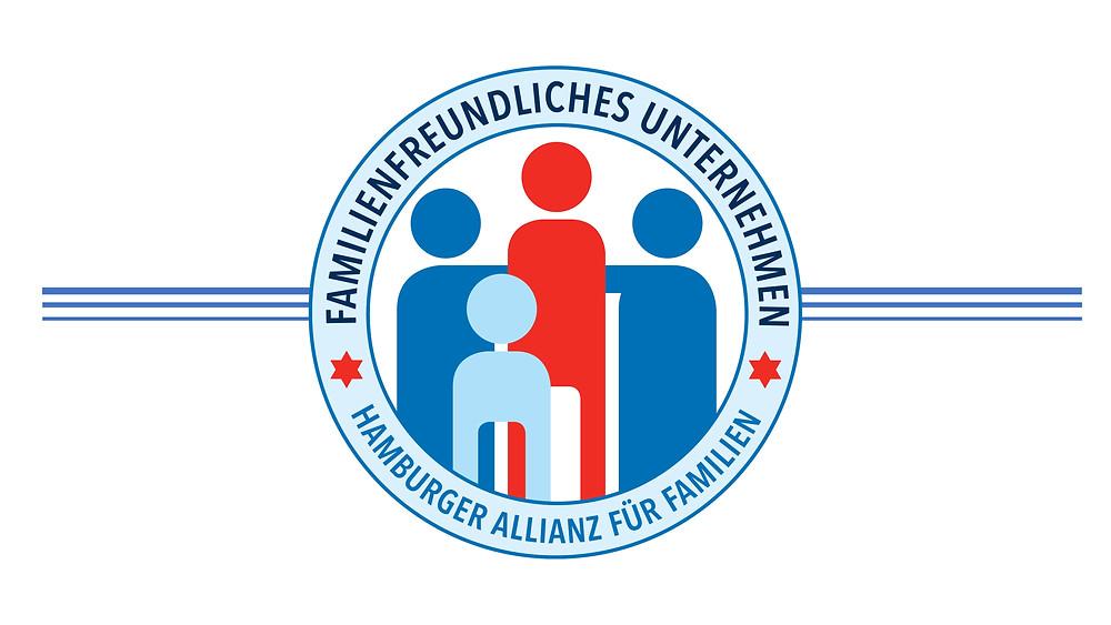 UMSATZSCHMIEDE Marketingberatung und Vertriebsberatung Familiensiegel Hamburg, Familienfreundliches Unternehmen durch die Hamburger Allianz für Familien