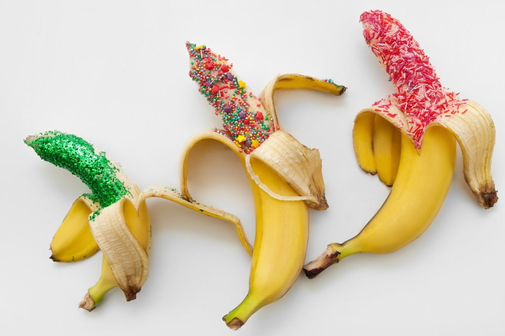 Bananen-Phallus