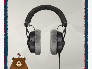 What headphones are best for recording and editing audio?