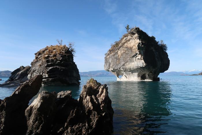 Puerto Rio Tranquilo - Capillas de Mármol