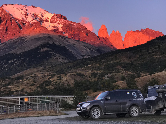 Trekking Base Cerro Torre