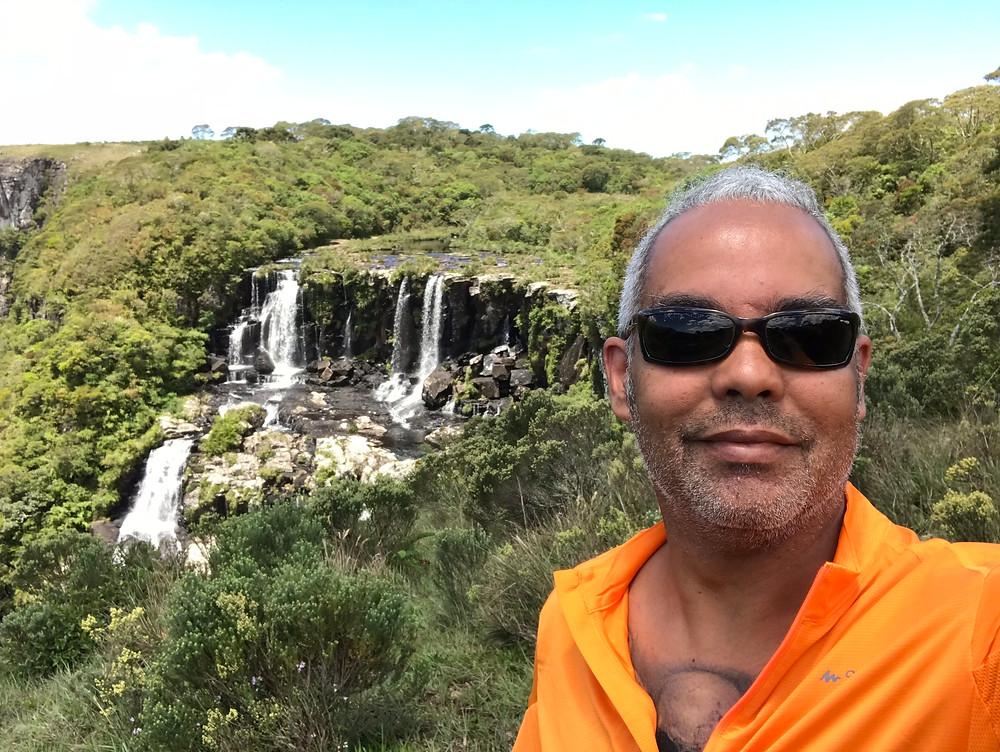Cachoeira Tigre Negro.