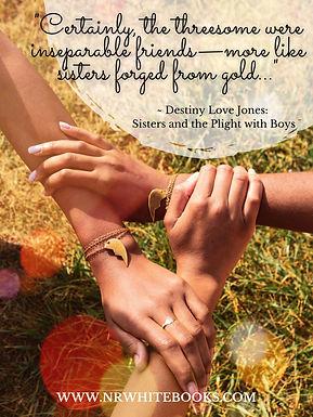 Poster 1 - Destiny Love Jones - Sisters