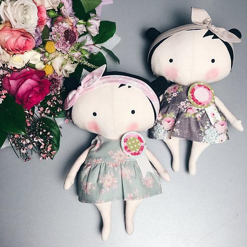 Корейская кукла