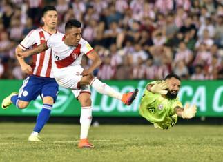 Paraguay continúa preparación para enfrentar a Perú en eliminatorias
