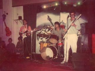 Polux, primer grupo de rock de Barranca en los 80'
