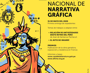 2DO CONCURSO NACIONAL DE NARRATIVA GRÁFICA