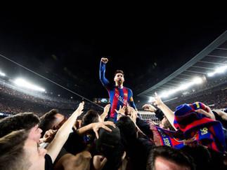 Manchester City se ve favorito para conquistar a Messi, según prensa británica