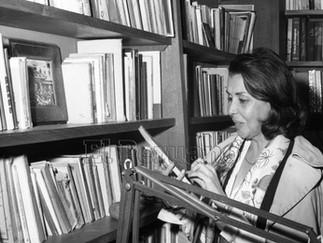 Conmemoran 94º aniversario del nacimiento de Blanca Varela